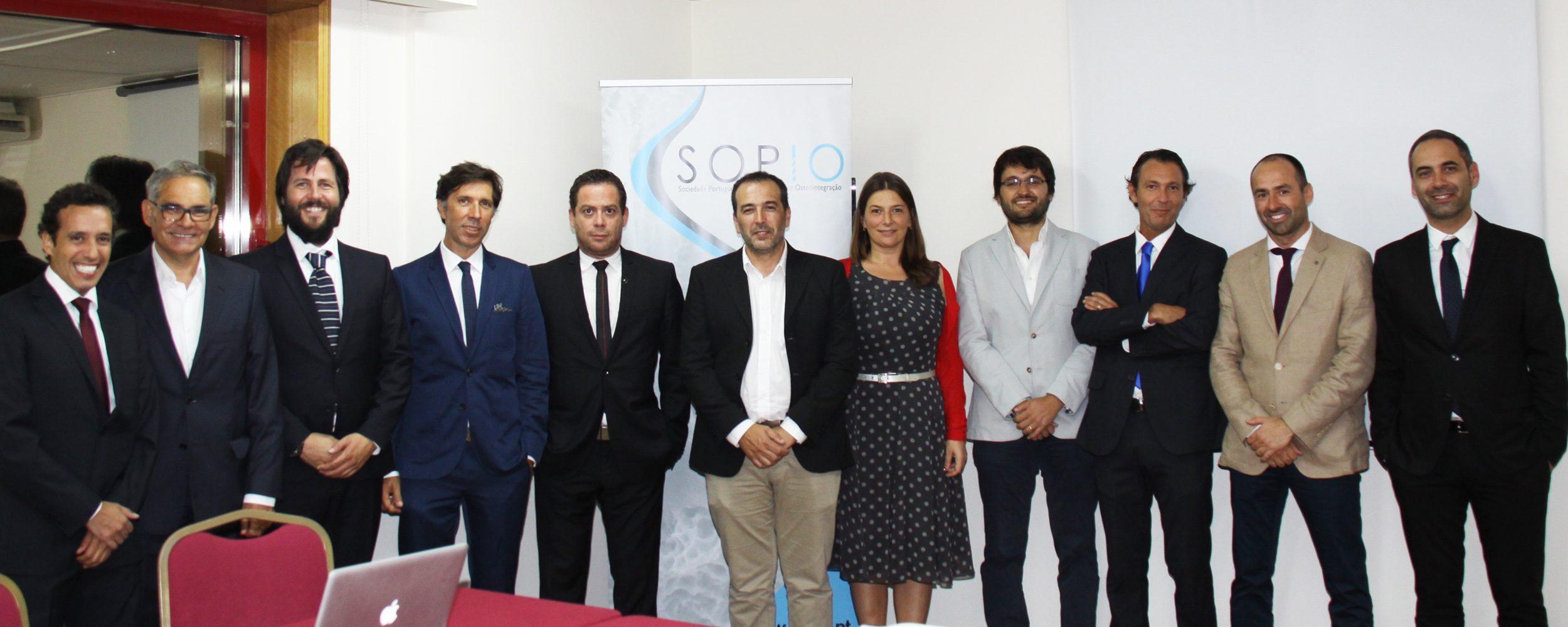 Nomeação e tomada de posse dos corpos sociais da SOPIO