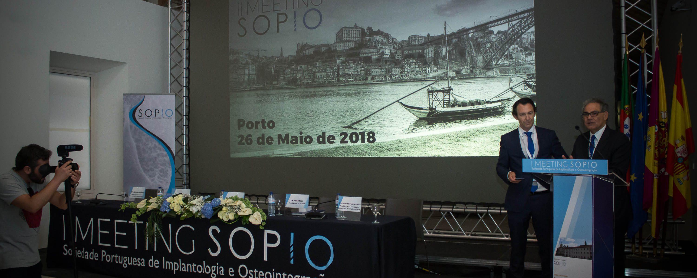 Veja aqui o vídeo do I Meeting SOPIO