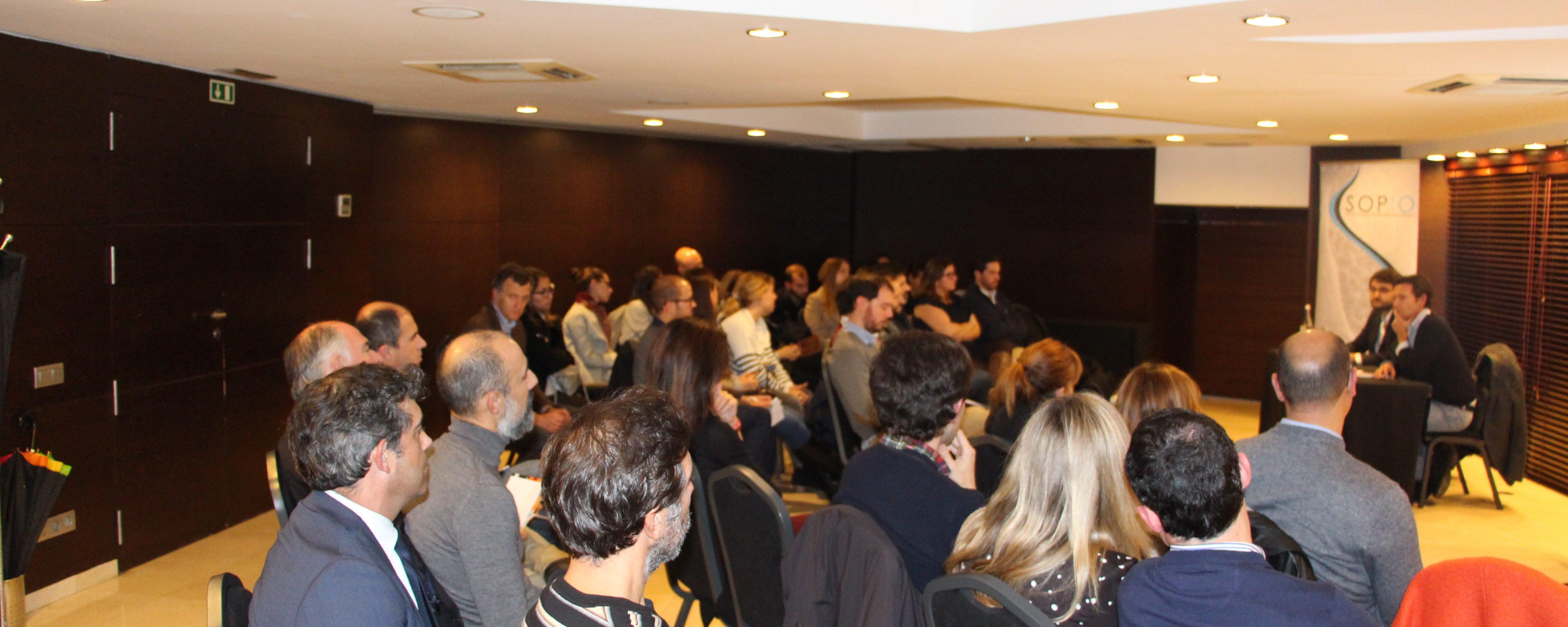 2º SOPIO Convida… em Lisboa.